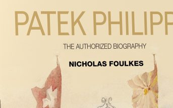 Patek Philippe The Authorized Biography - cover