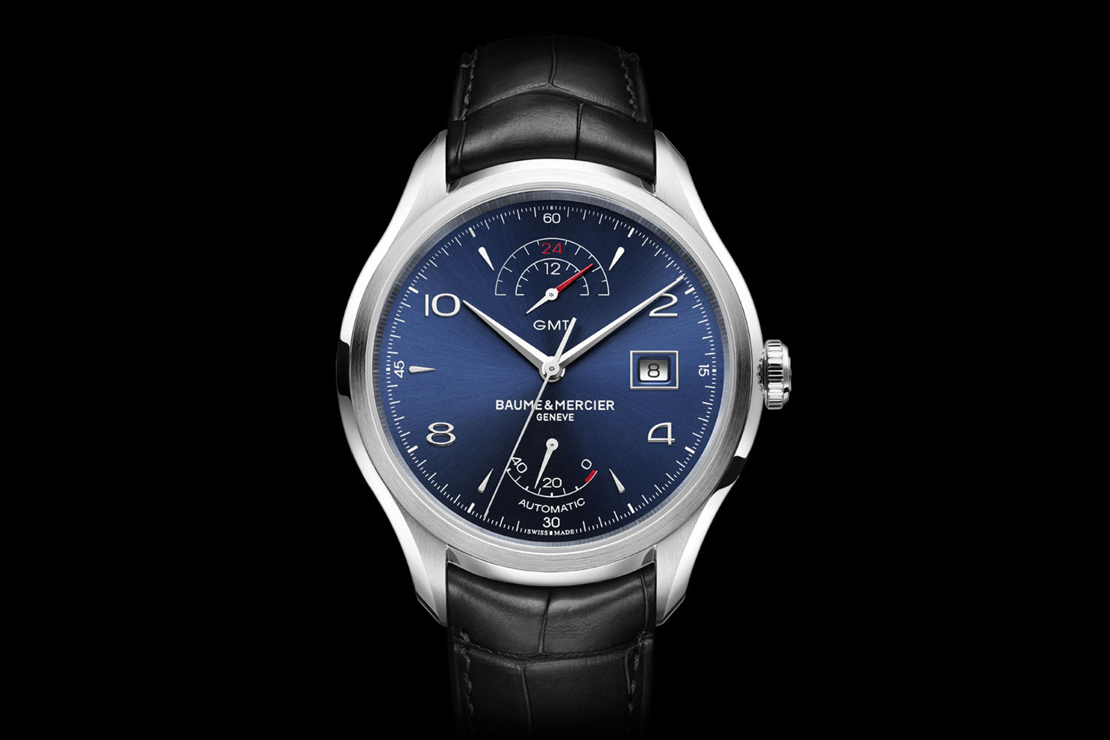 Baume & Mercier Clifton GMT Power Reserve - 02