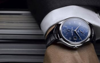 Baume & Mercier Clifton GMT Power Reserve - portada