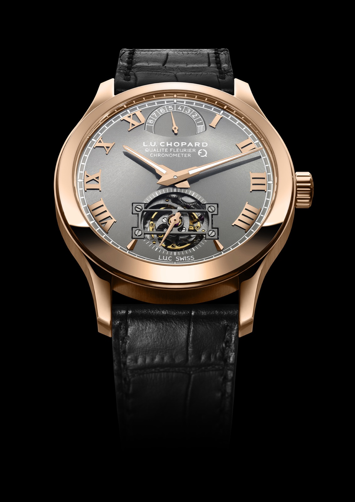 Chopard L.U.C Tourbillon QF Fairmined