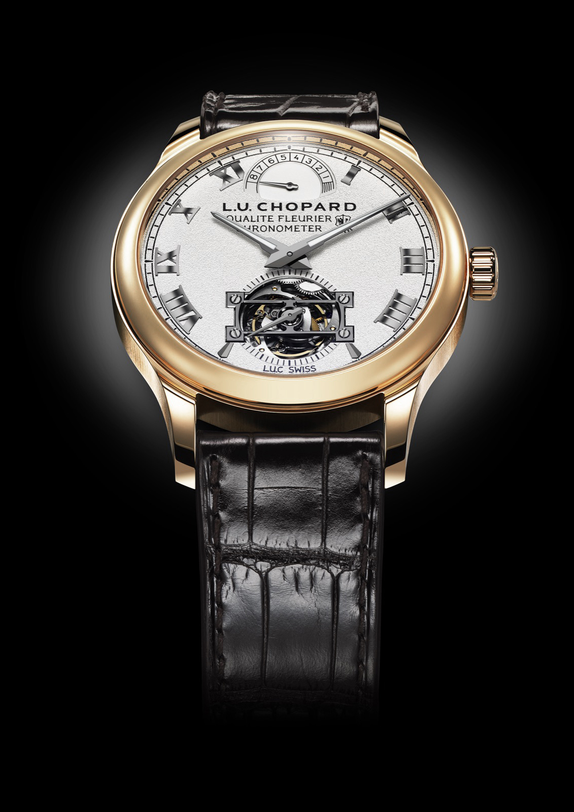 Chopard L.U.C Triple Certification Tourbillon