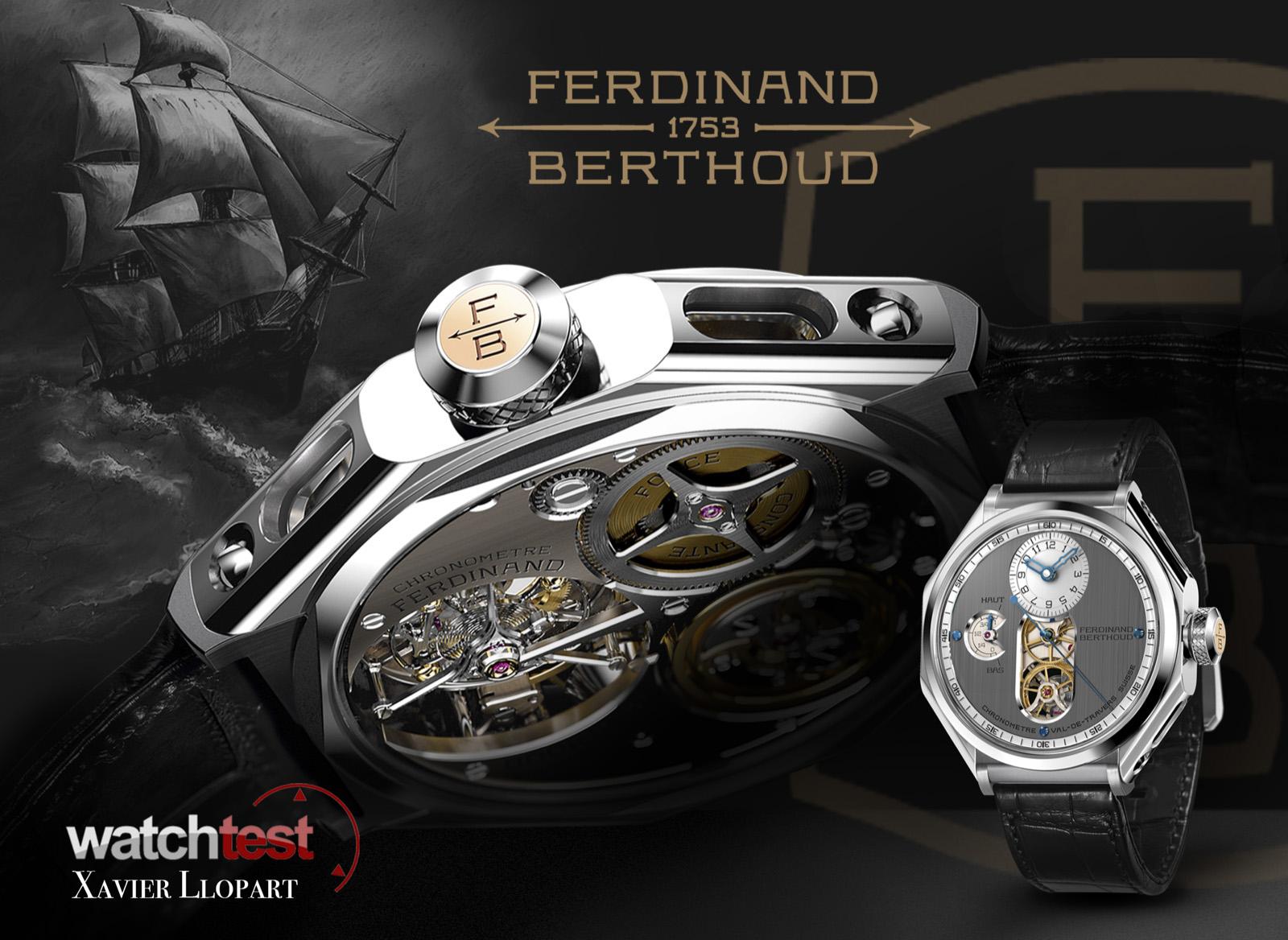 Ferdinand Berthoud Ebook Watch Test