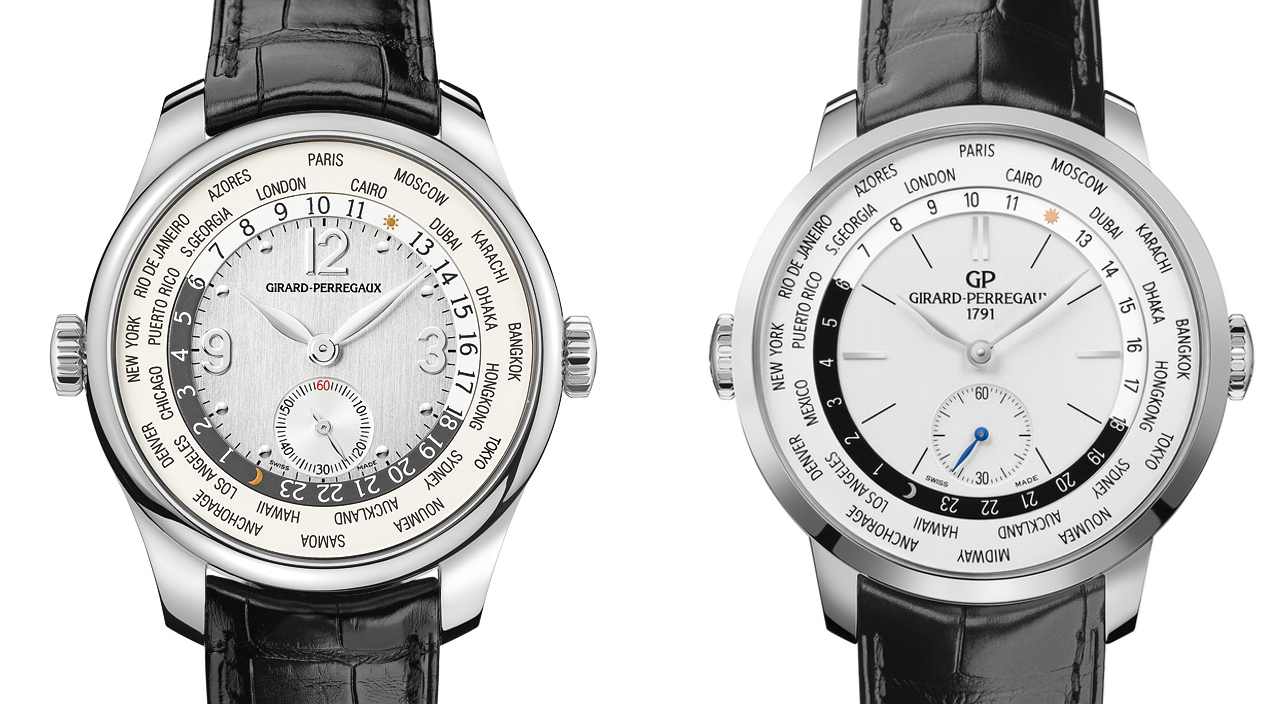 Girard-Perregaux ww.tc vs 1966