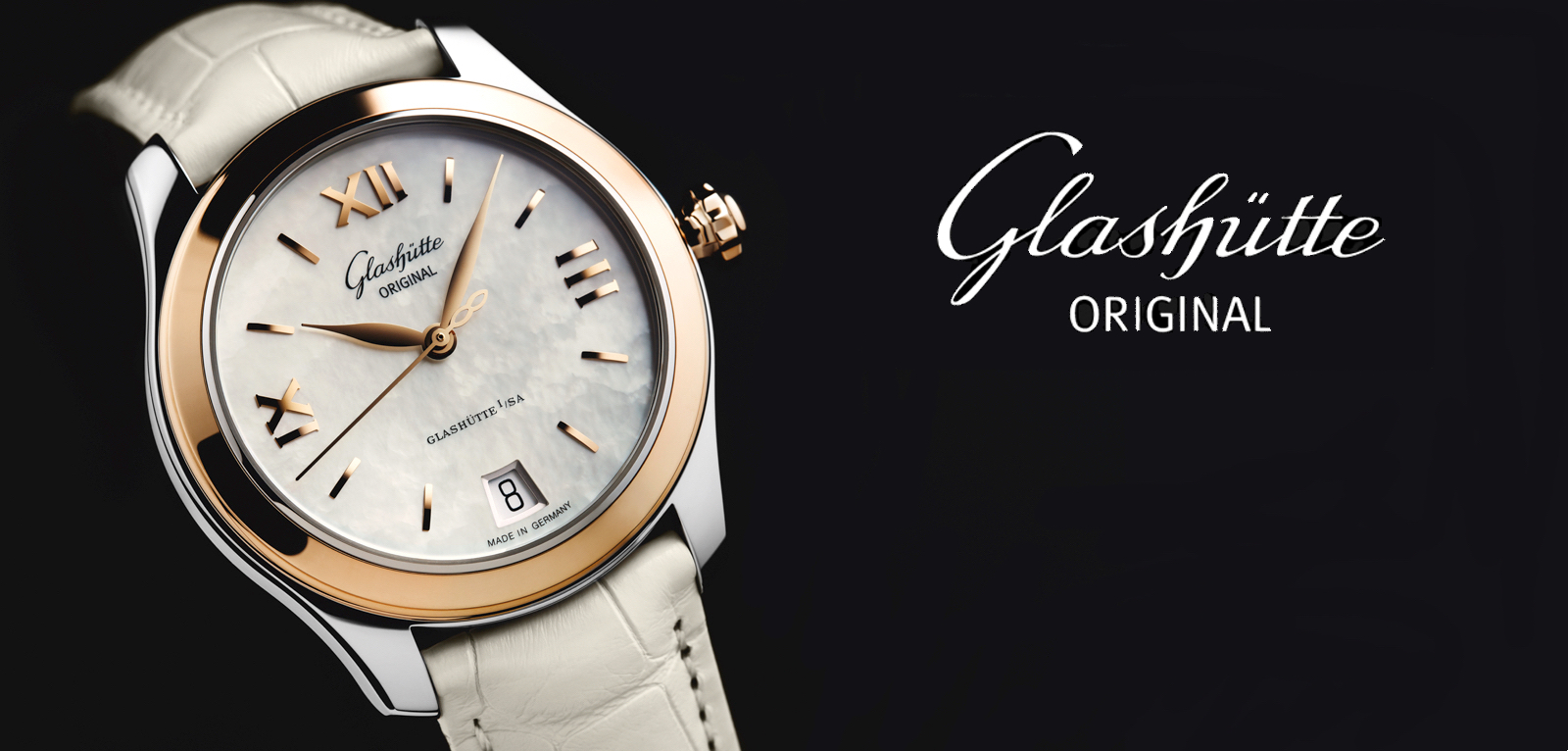 Glashutte Original Lady Serenade 2016 Header