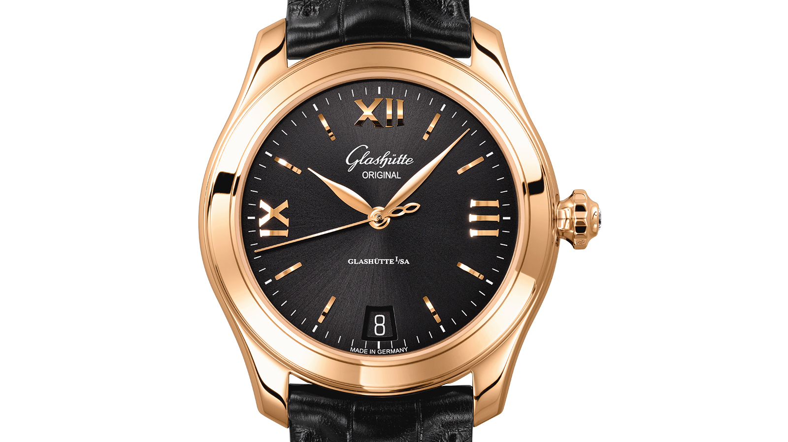 Glashutte Original Lady Serenade Rose Gold 1