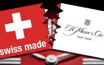 H. Moser abandona el Swiss Made - portada