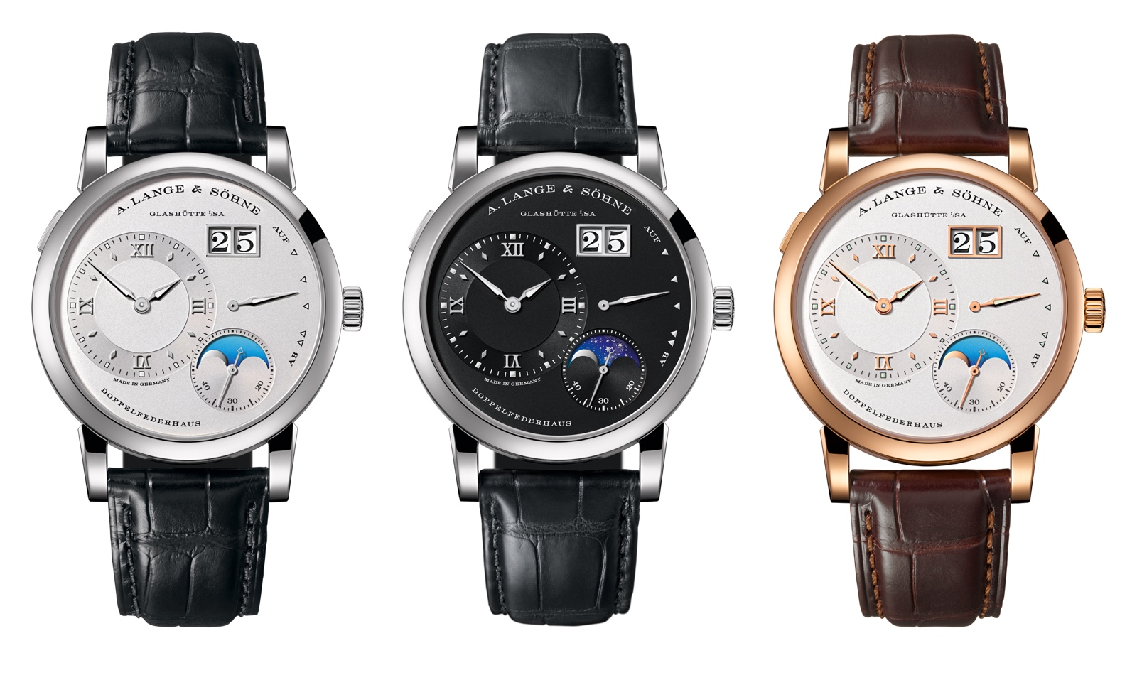 Lange 1 Moon Phase 2016 Models