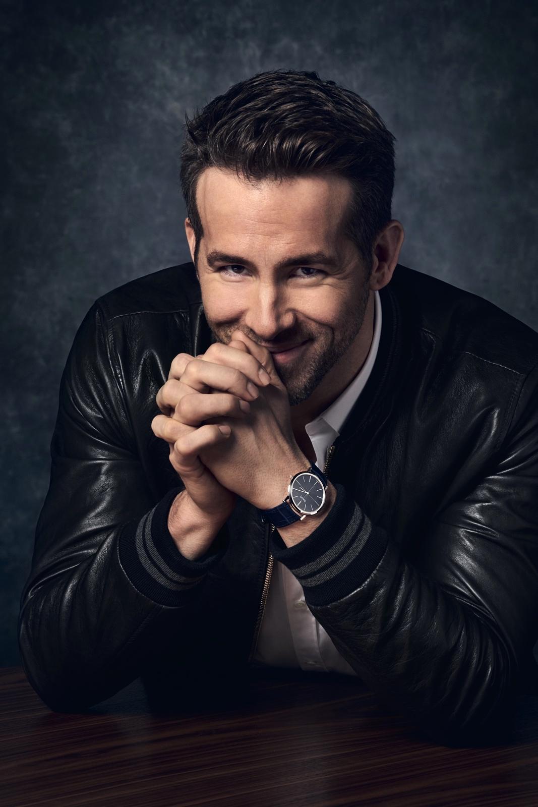 Piaget Altiplano 60th Anniversary - Ryan Reynolds