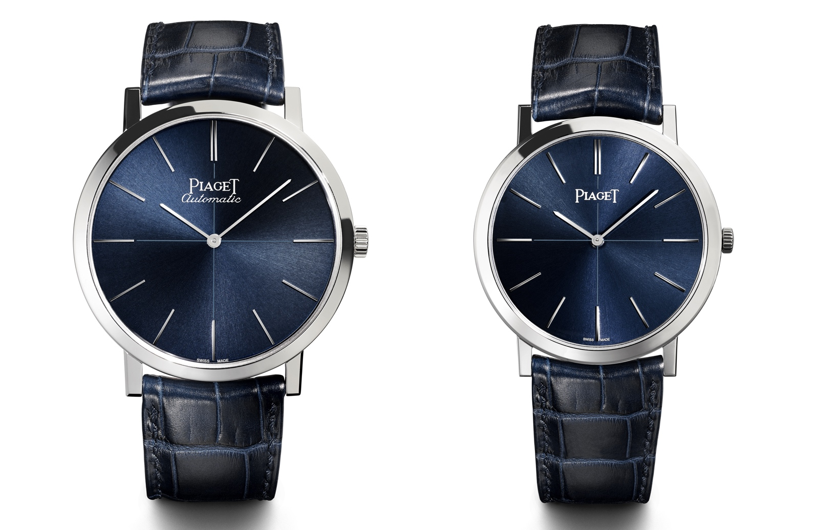 Piaget Altiplano 60th Anniversary - duo