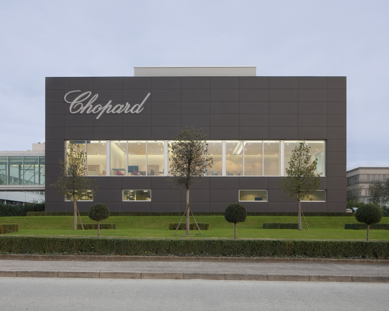 Chopard Headquaters Meyrin 1