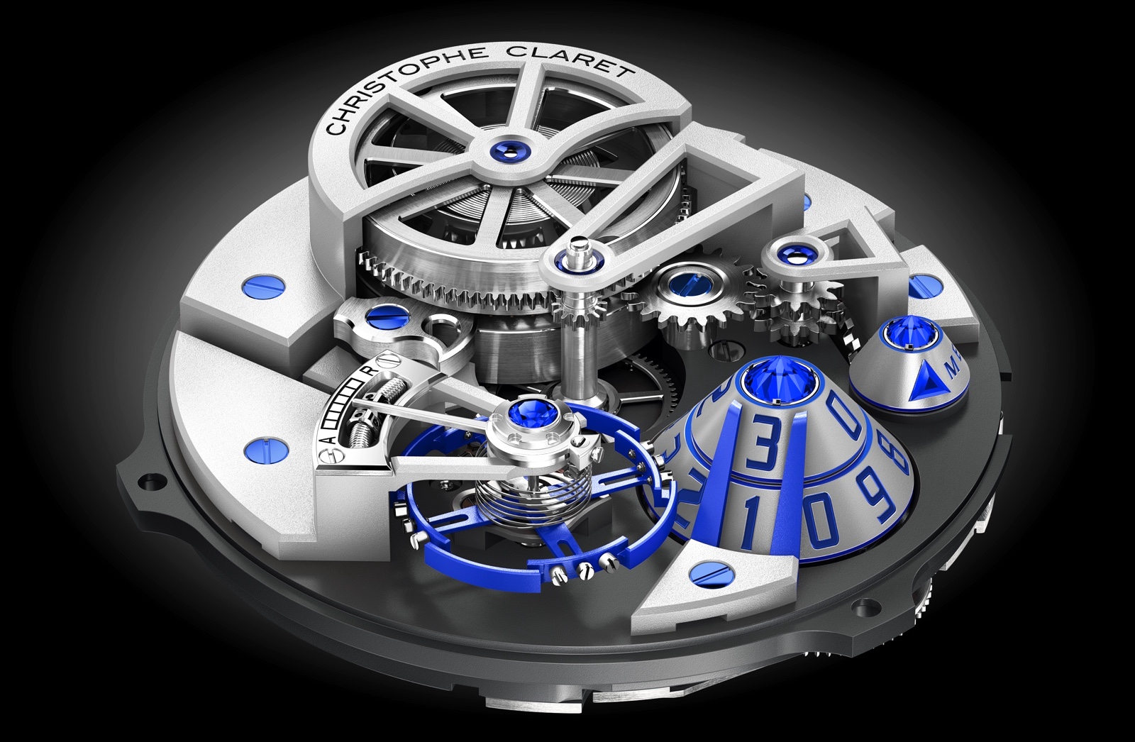 Christophe Claret Maestro Movement