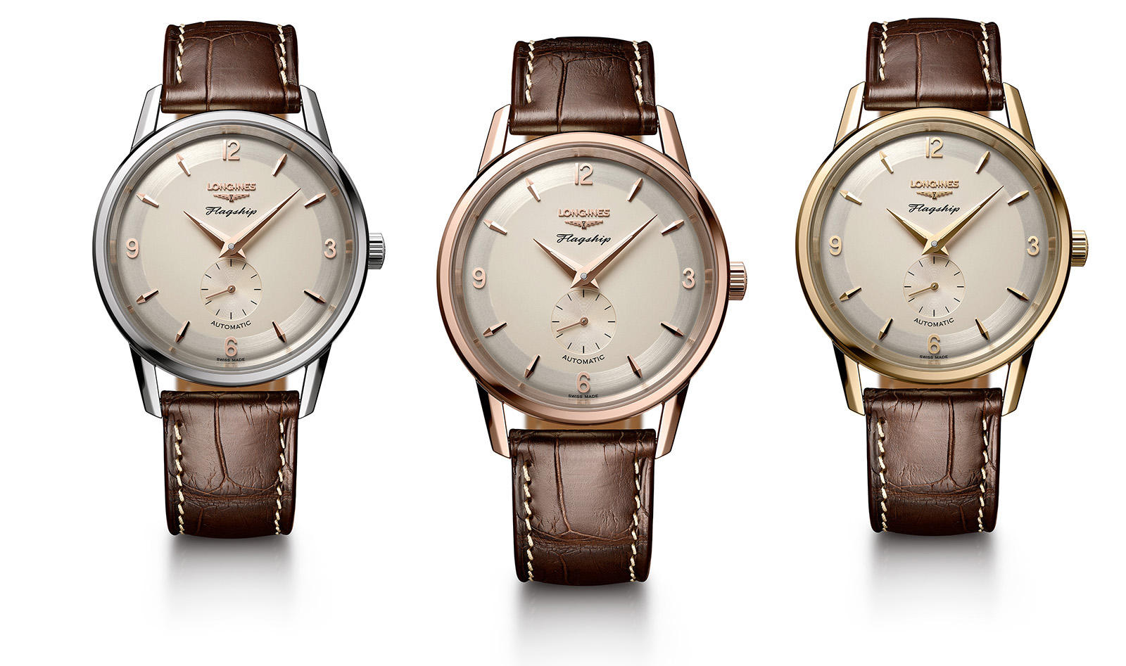 Longines Flagship Heritage 60th Anniversary - 1