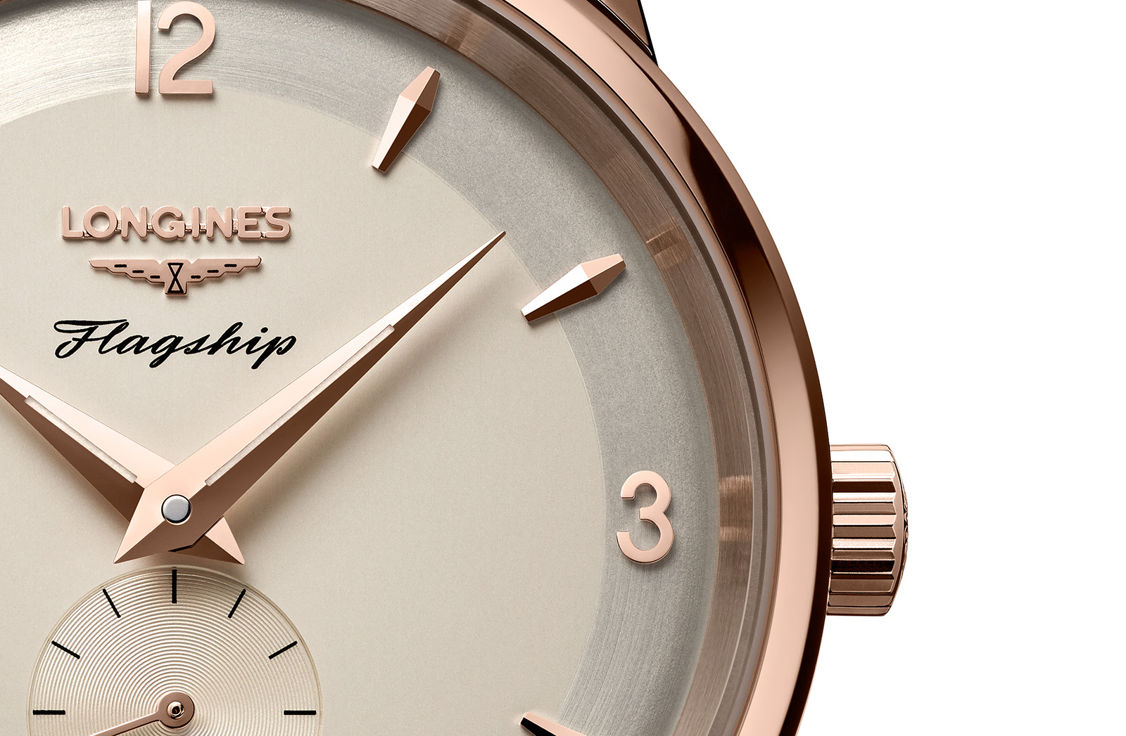 Longines Flagship Heritage 60th Anniversary - 2