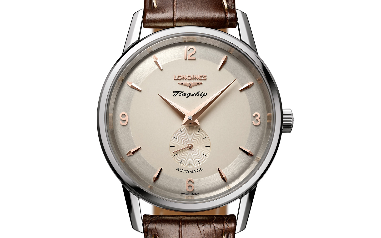 Longines Flagship Heritage 60th Anniversary - 3