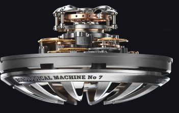 MB&F HM7 Movement Profile