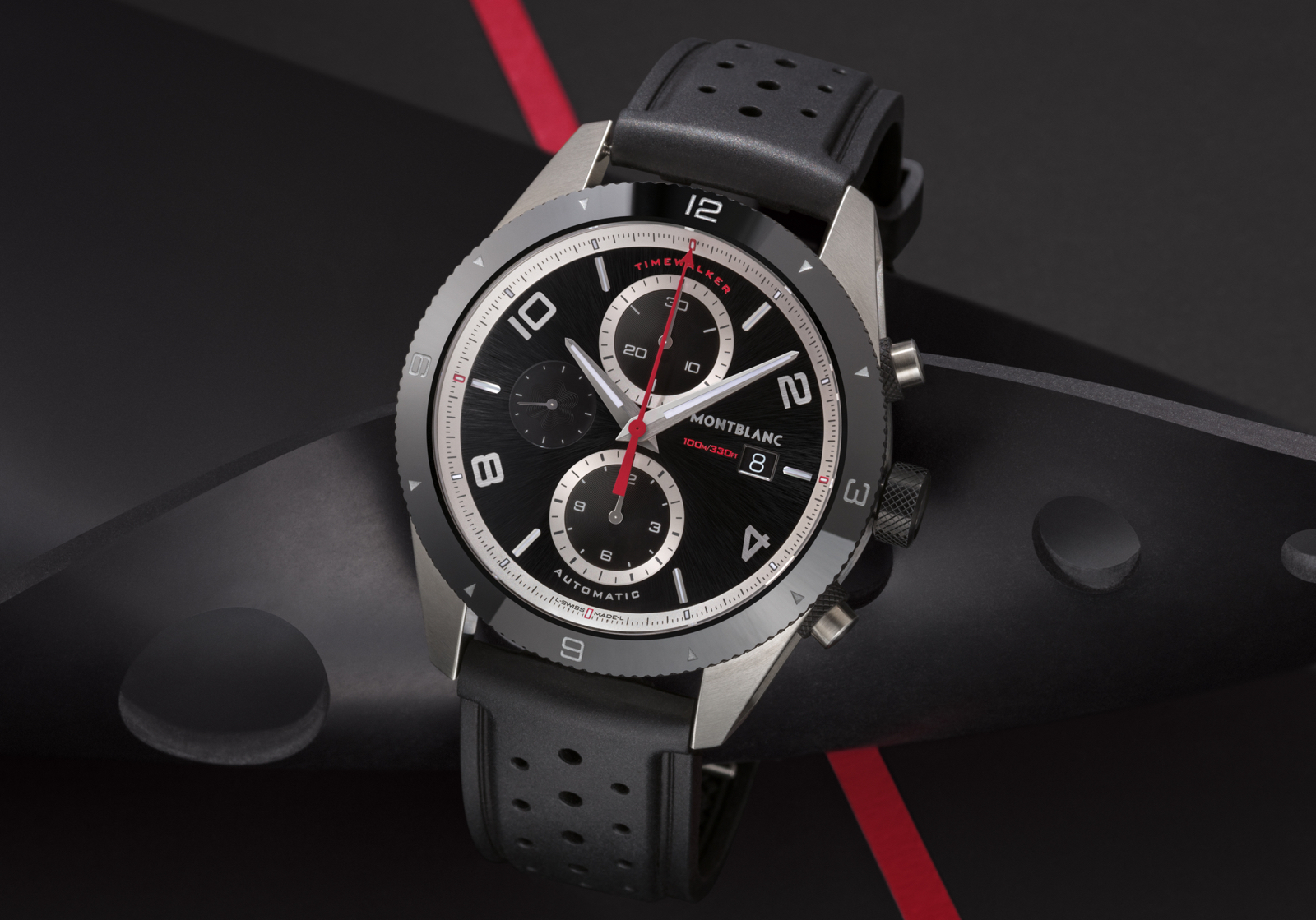 Montblanc SIHH 2017 TimeWalker Chronograph