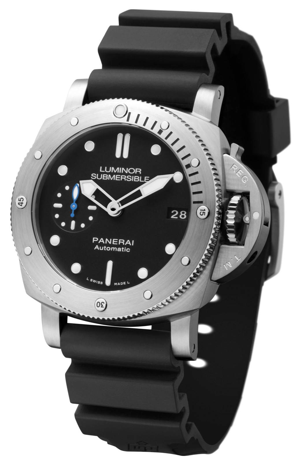 PANERAI LUMINOR SUBMERSIBLE 1950 3 DAYS AUTOMATIC ACCIAIO (PAM682) - 42mm