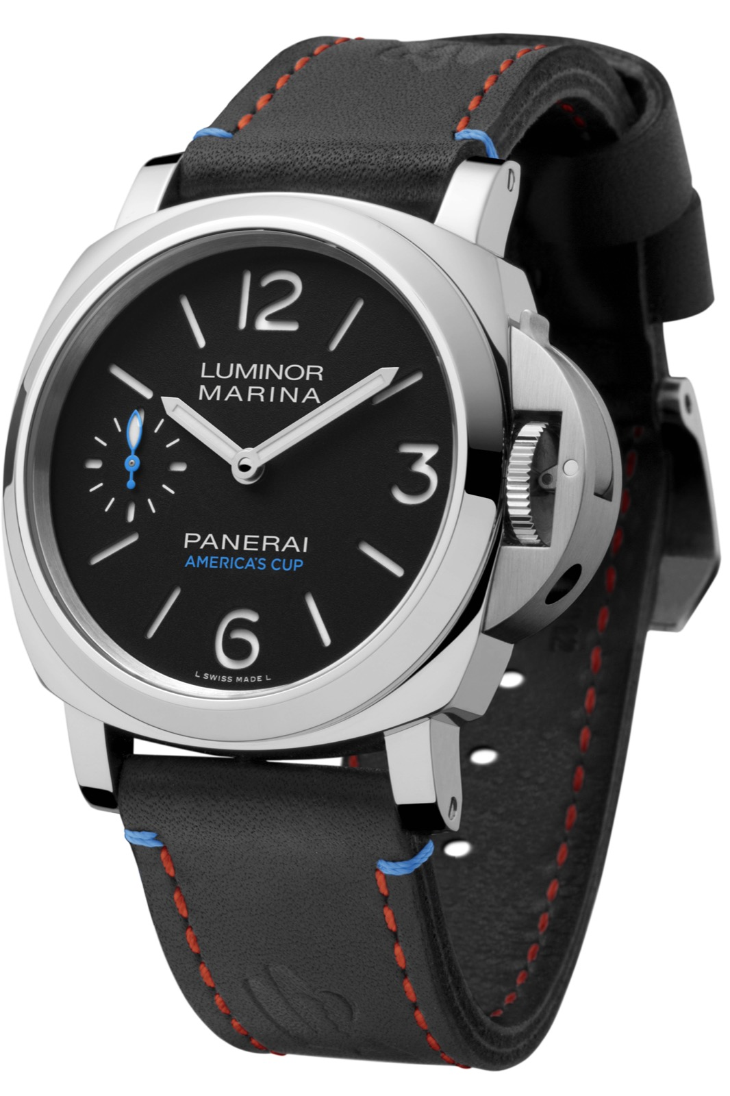 PANERAI LUMINOR MARINA ORACLE TEAM USA 8 DAYS ACCIAIO (PAM724) – 44mm