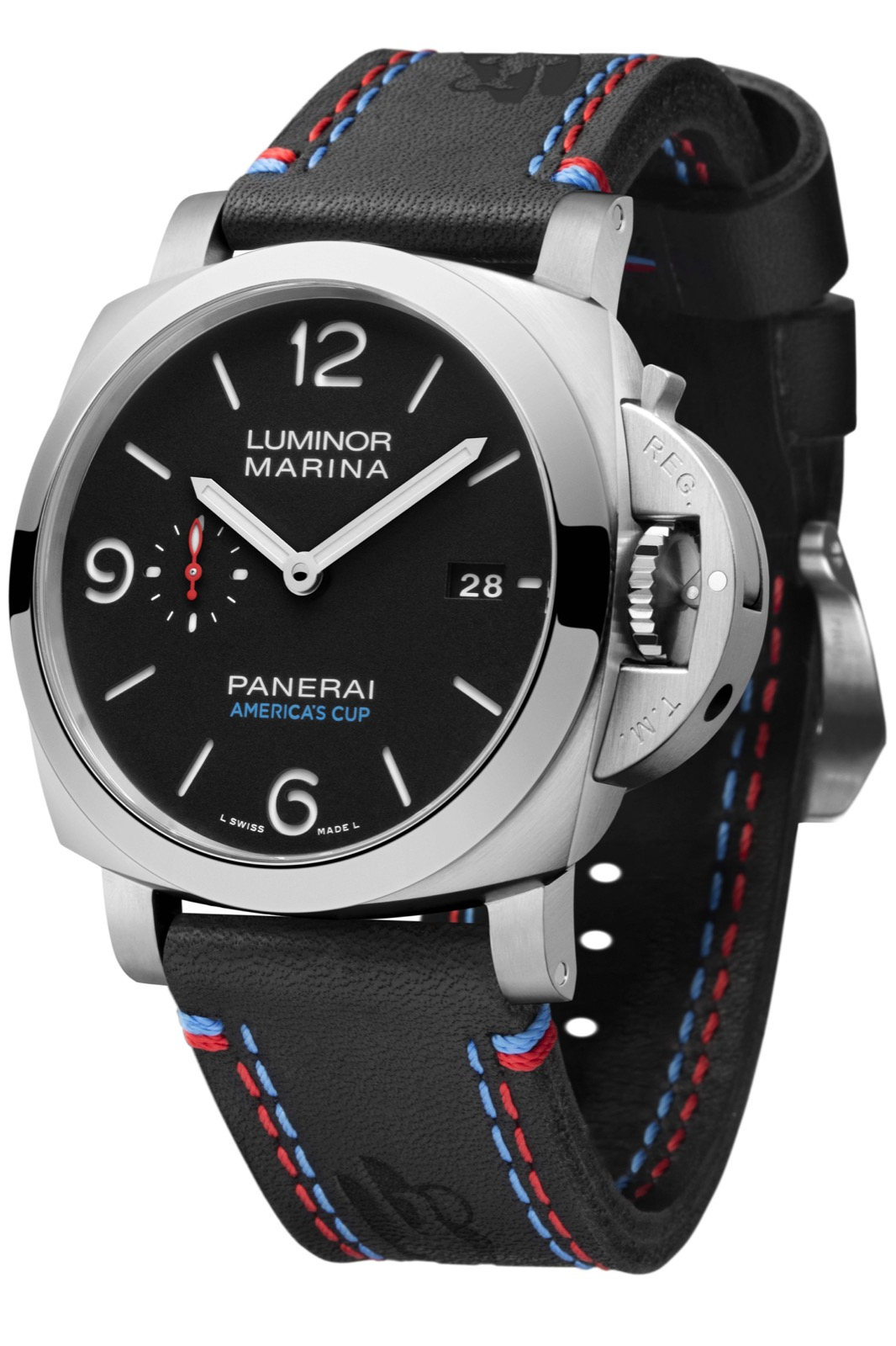 PANERAI LUMINOR MARINA 1950 AMERICA'S CUP 3 DAYS AUTOMATIC ACCIAIO (PAM727) – 44mm