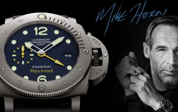 Panerai Luminor 1950 GMT Pole2Pole - portada
