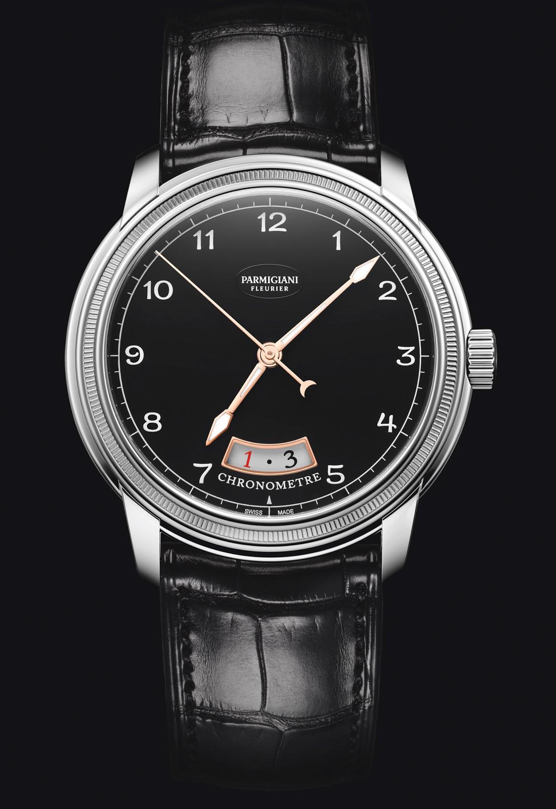SIHH 2017 - Parmigiani Fleurier - Toric Chronometre