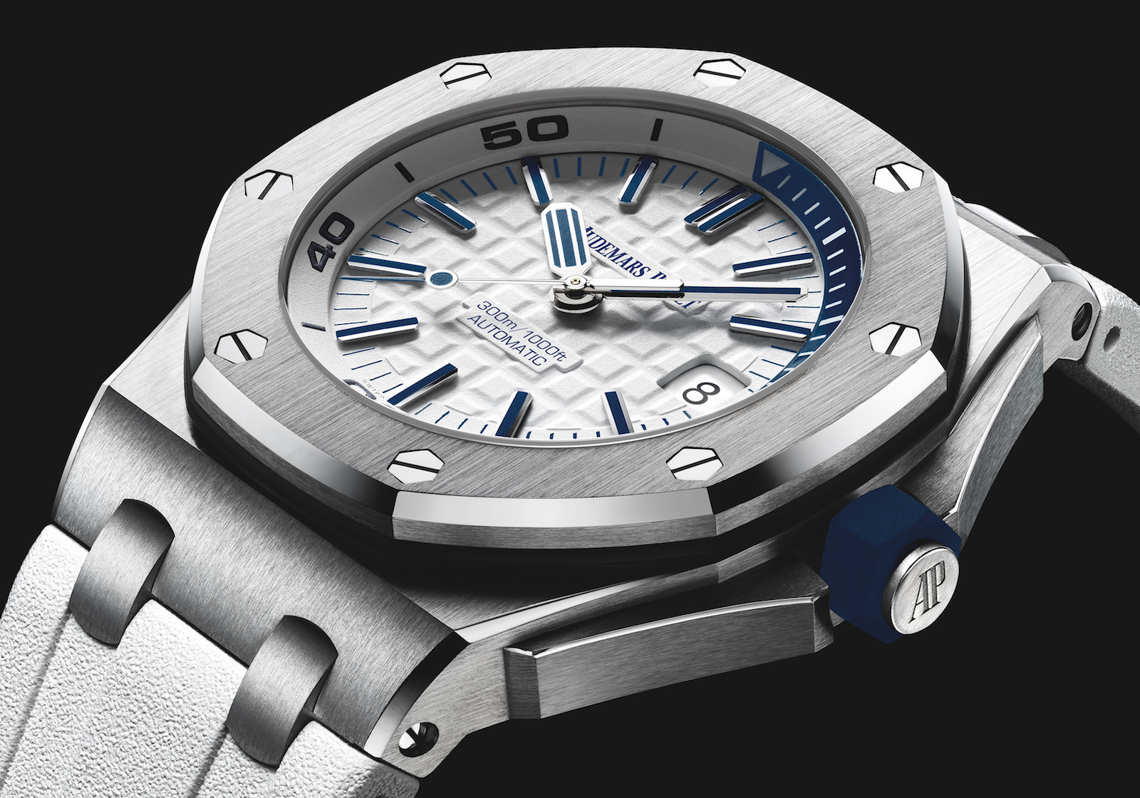 Audemars Piguet en el SIHH 2017 Royal Oak Offshore Diver White 2017