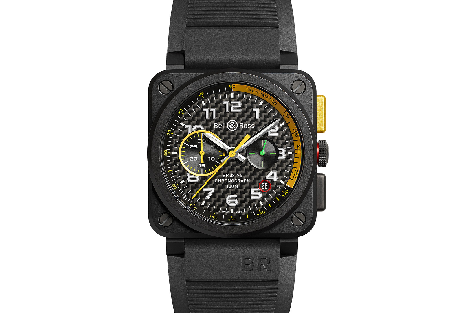 Bell & Ross BR 03-94 RS17 Chronograph - 2