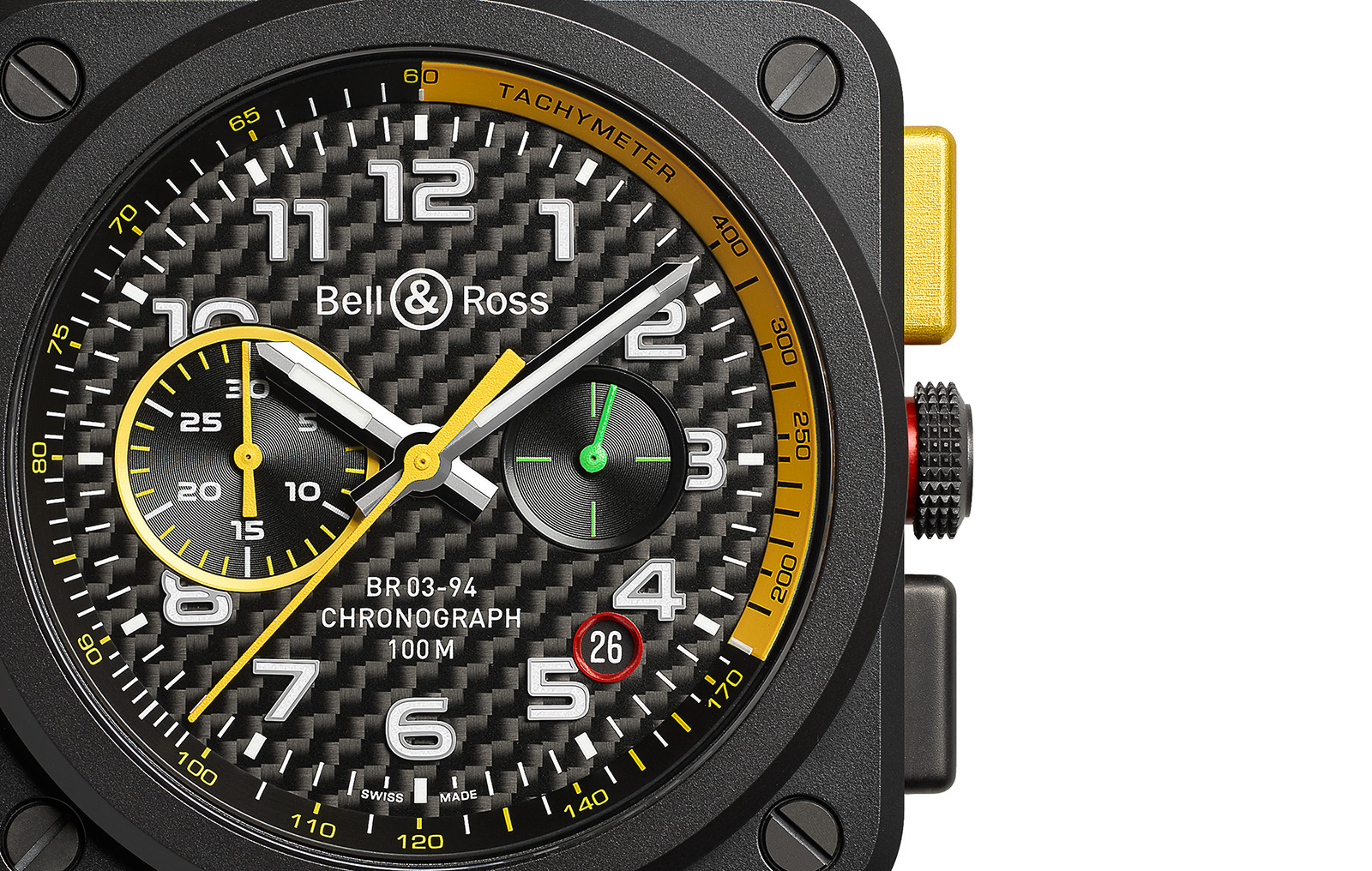 Bell & Ross BR 03-94 RS17 Chronograph - 3