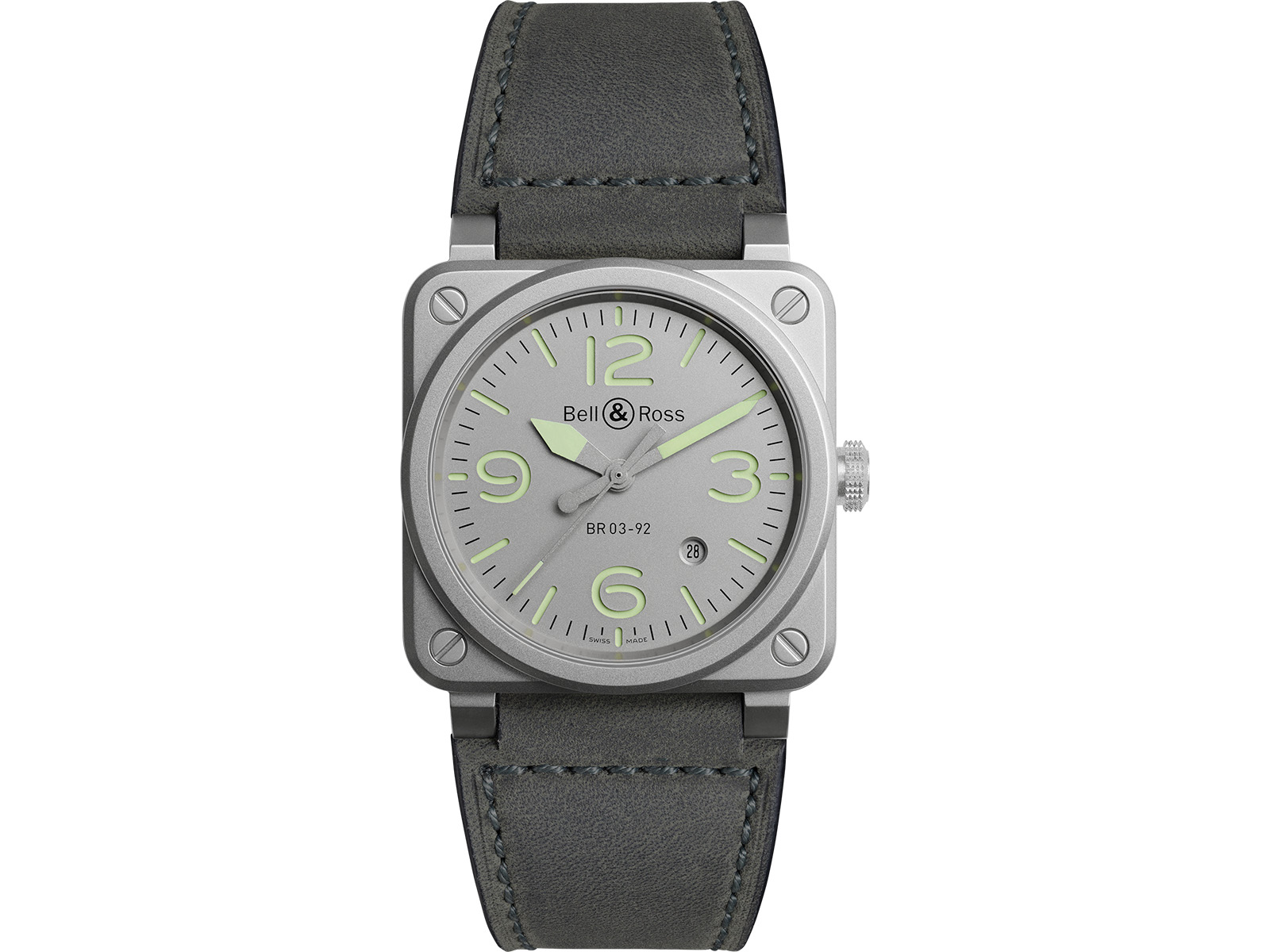 Bell & Ross BR 03-92 Horograph y Horolum