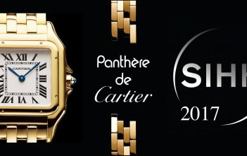 Cartier en el SIHH 2017 - cover