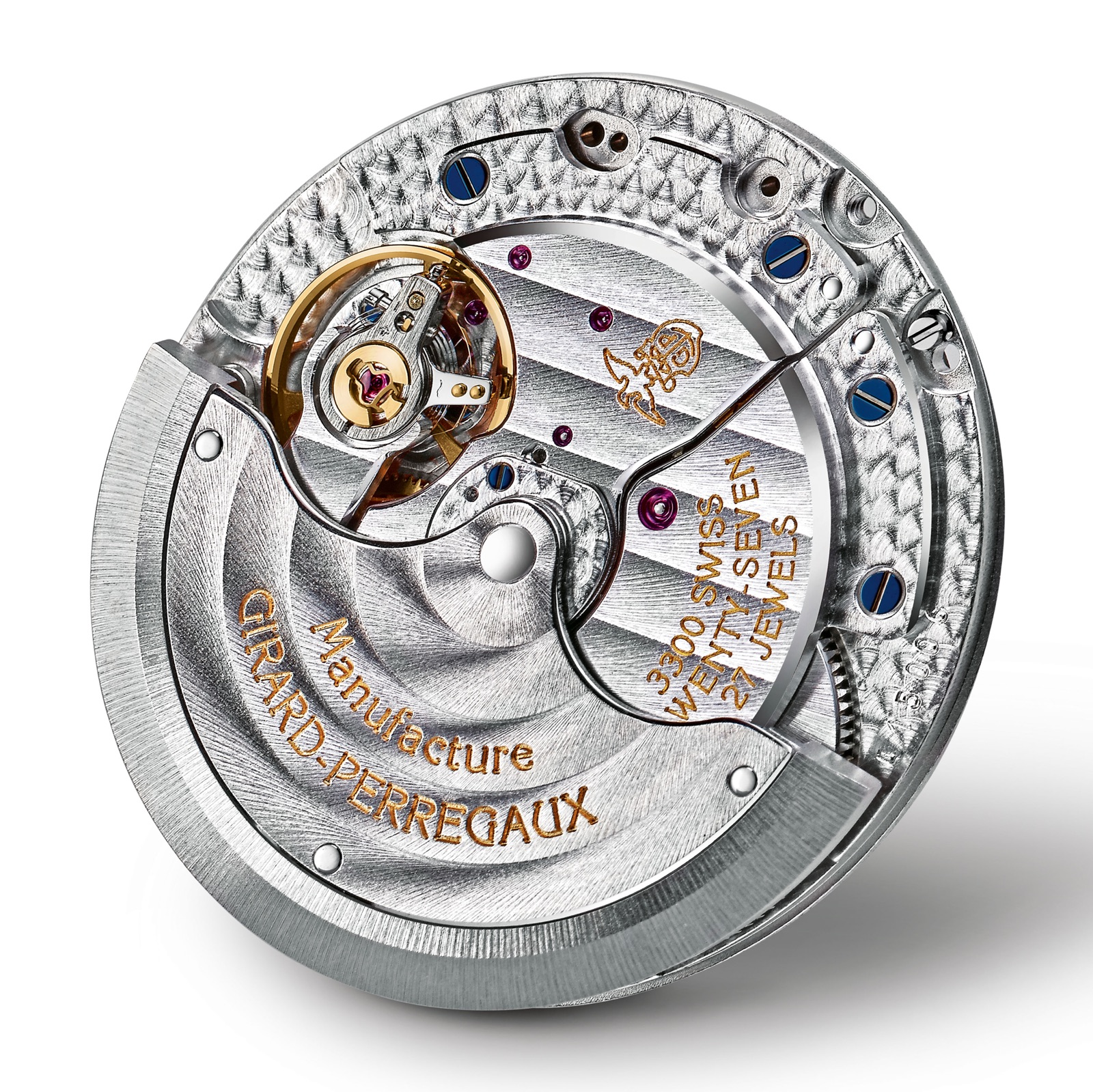 Girard-Perregaux Laureato 42 Movement