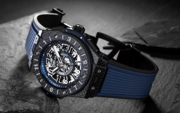 Hublot Big Bang Unico GMT Carbon - cover