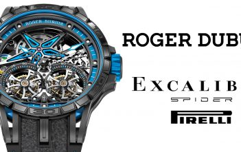 Roger Dubuis SIHH 2017 Header