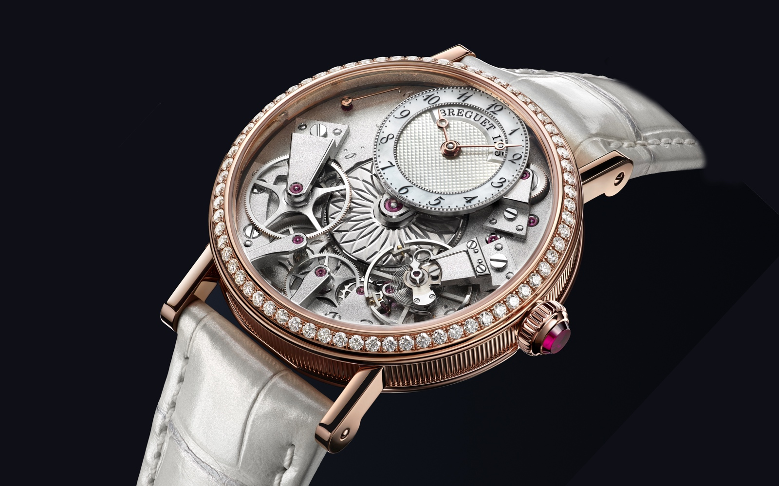 Breguet en Baselworld 2017 - Tradition Dame 7038