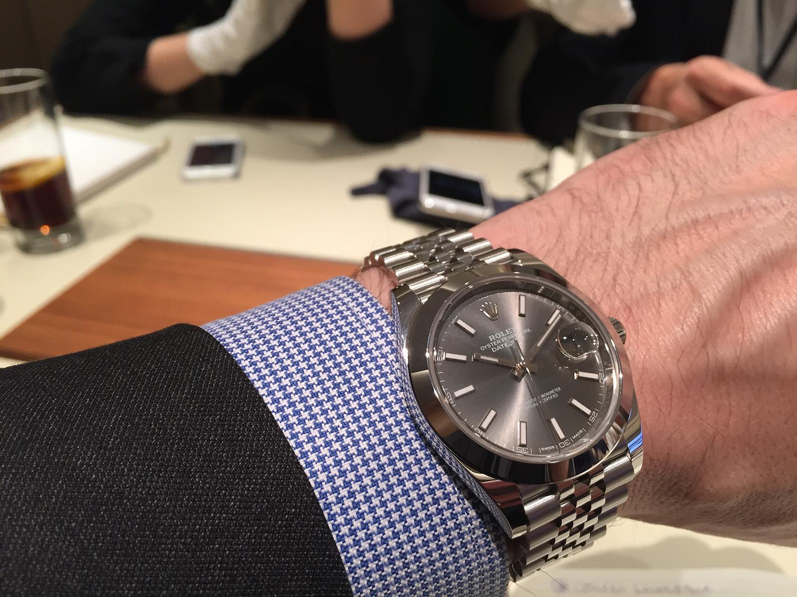 Rolex Date 41