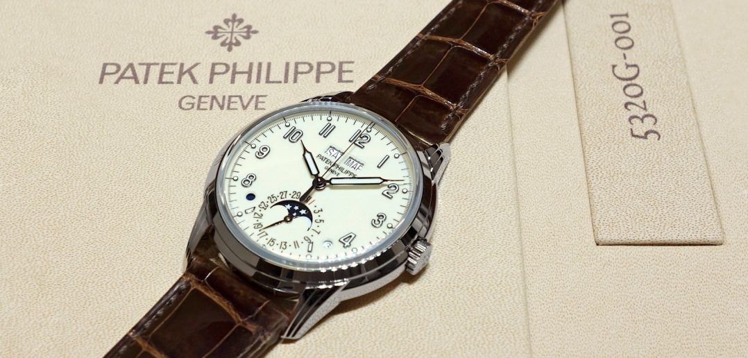 Patek Philippe en Baselworld 2017 - 5320G cover