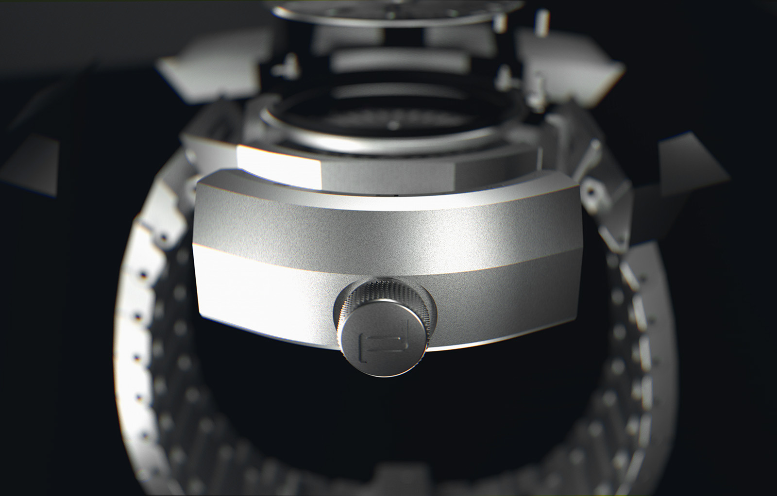 Porsche Design Monobloc Actuator - 3