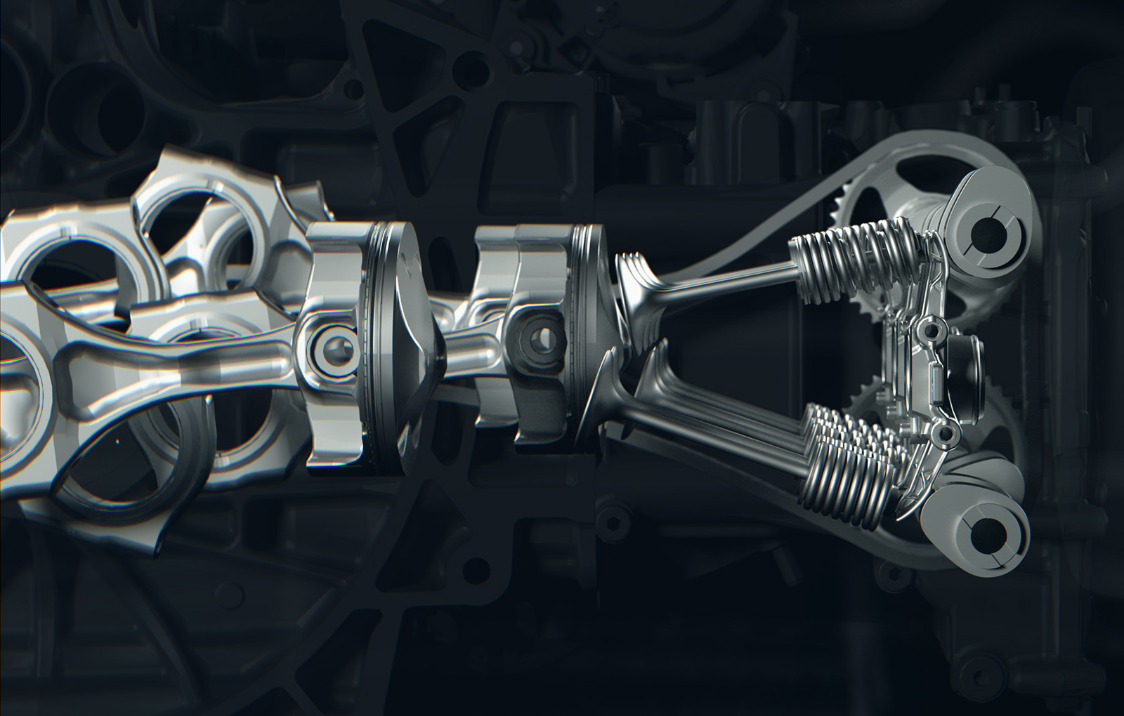 Porsche Design Monobloc Actuator - 5