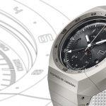 Porsche Design Monobloc Actuator: innovación cronográfica