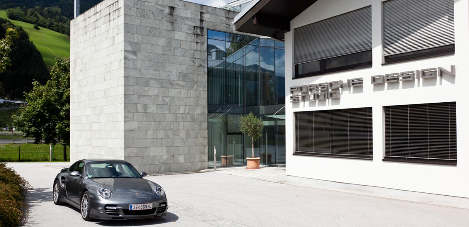 Porsche Design Studio, Zell am See (Austria)