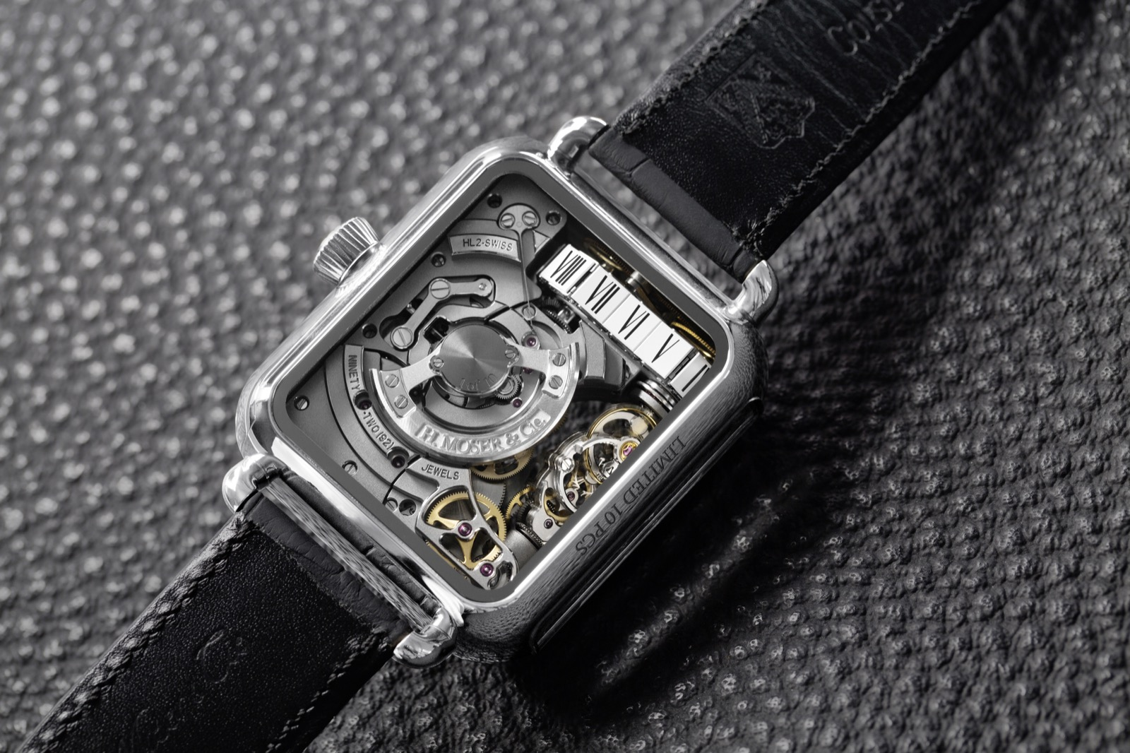 Swiss Alp Watch Minute Retrograde - 1