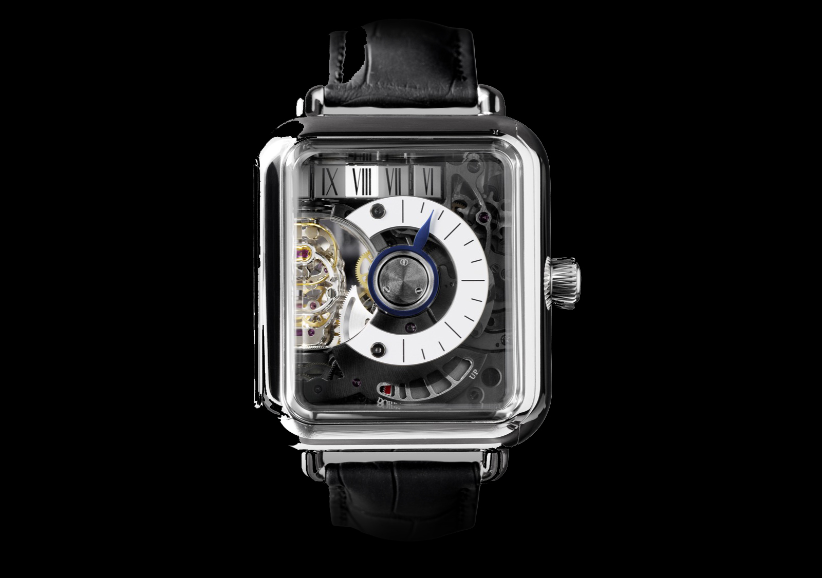 Swiss Alp Watch Minute Retrograde - 3