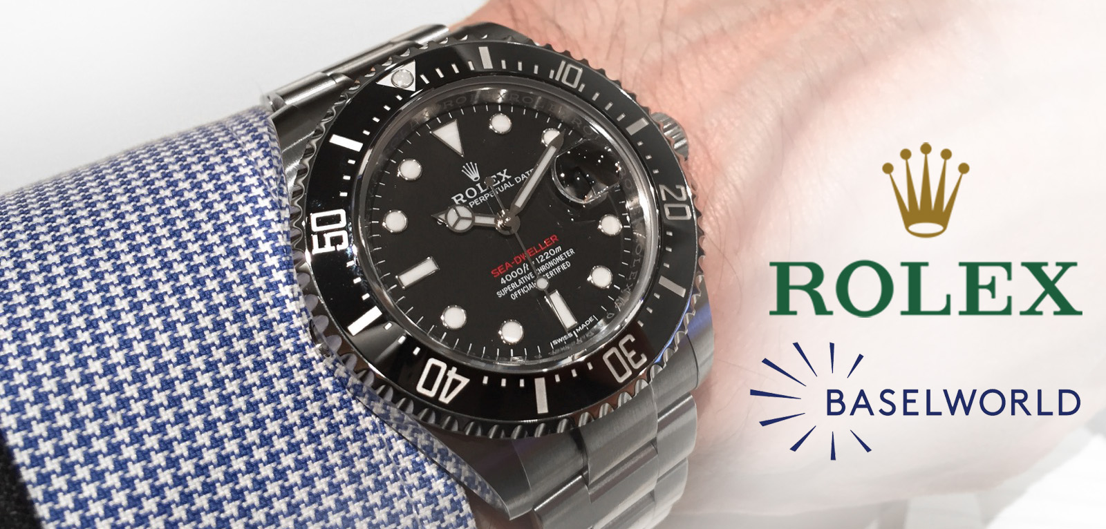 portada Rolex Baselworld