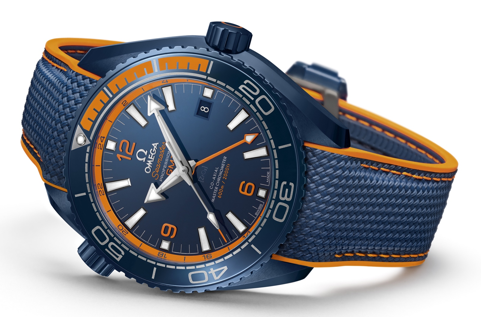 Omega Seamaster Planet Ocean Big Blue Header
