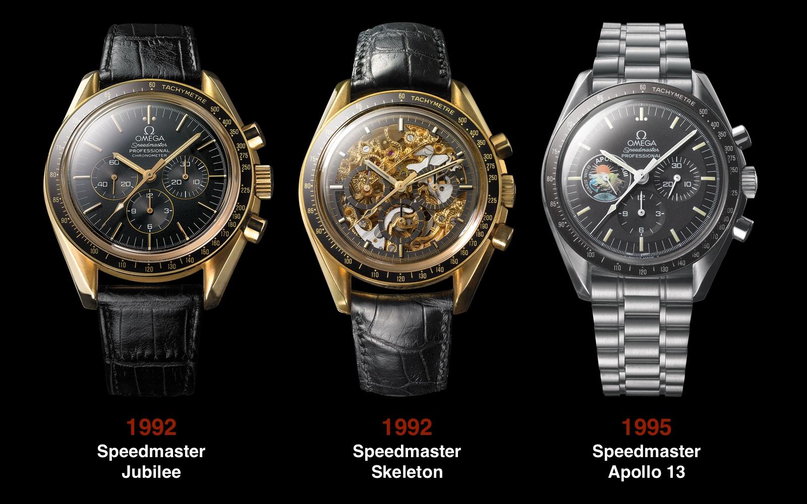 Omega Speedmaster 1992 1992 1995