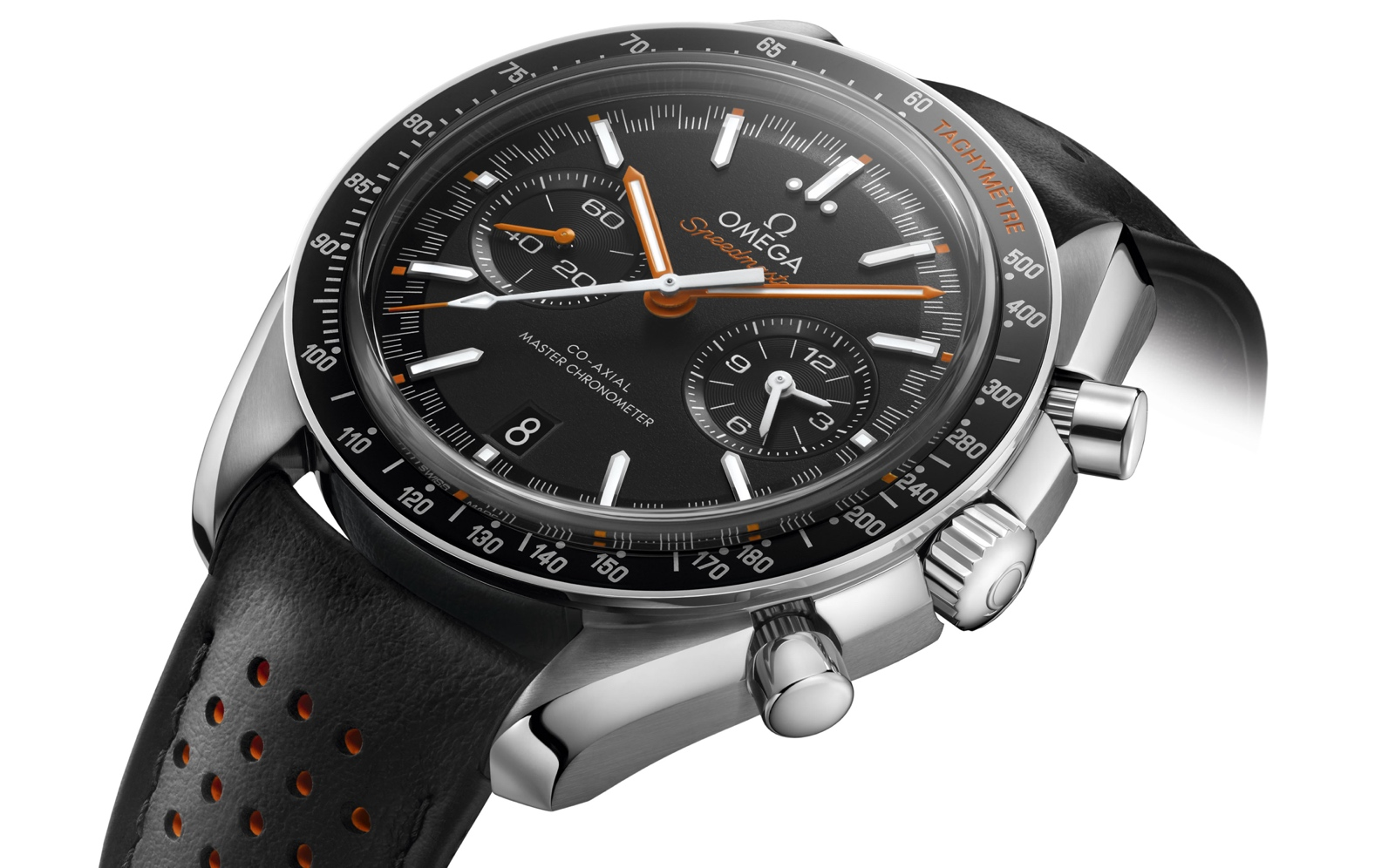 Omega Speedmaster Racing Master Chronometer Acero