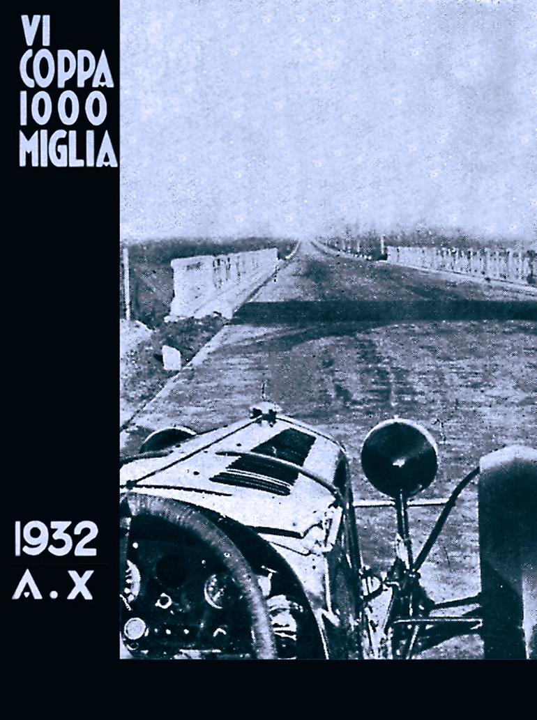 Mille Miglia 1932