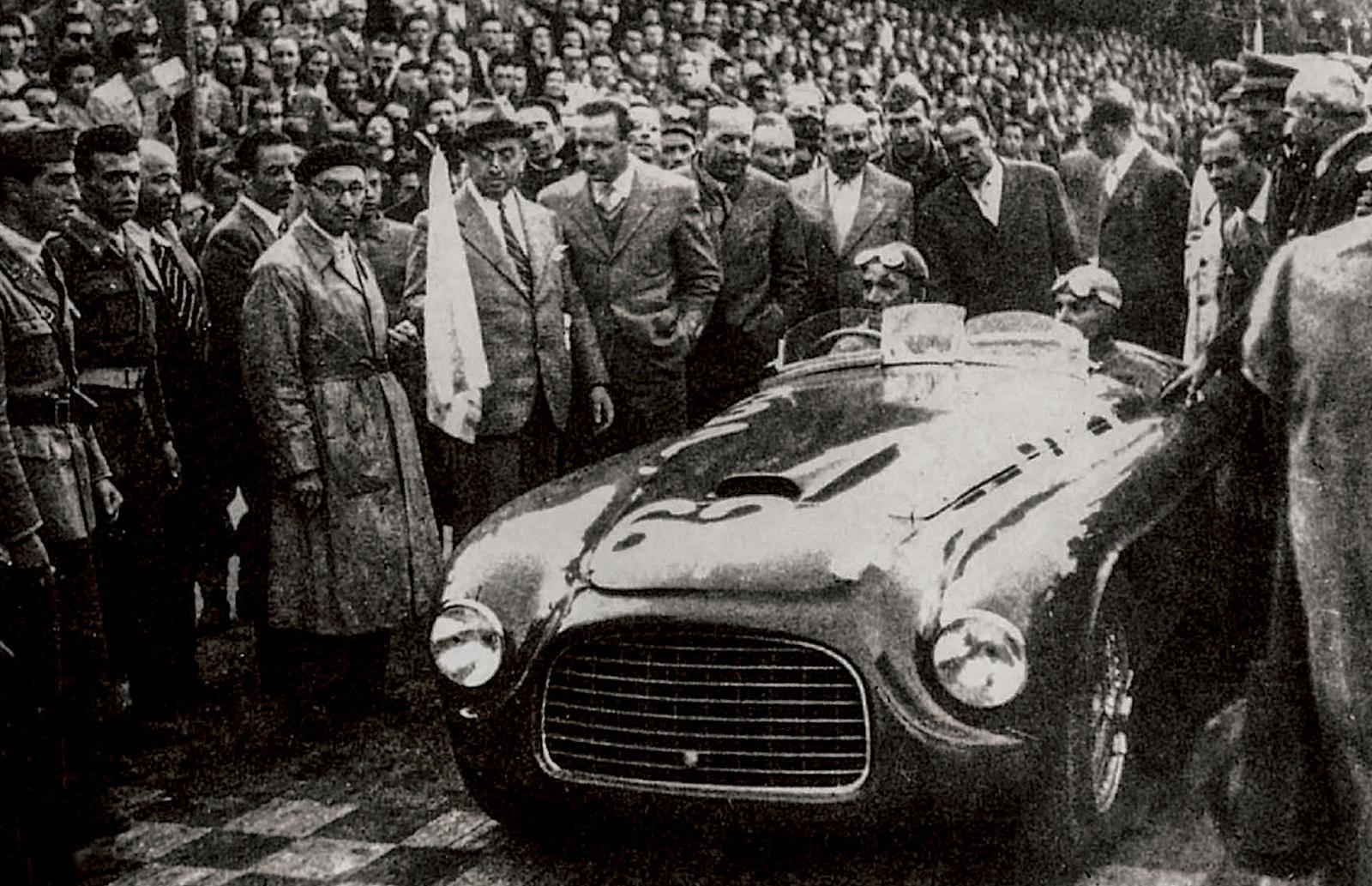 Mille Miglia 1949