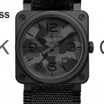 Bell & Ross BR03-92 Black Camo