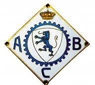 Escudo del Automobile Club Brescia - 1927